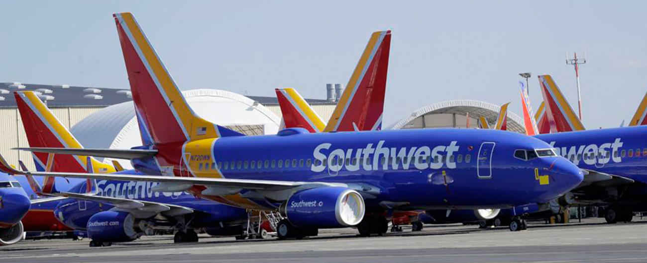 Southwest Airlines Reaches Agreement In Principle On The Payroll Support Program Under The CARES Act