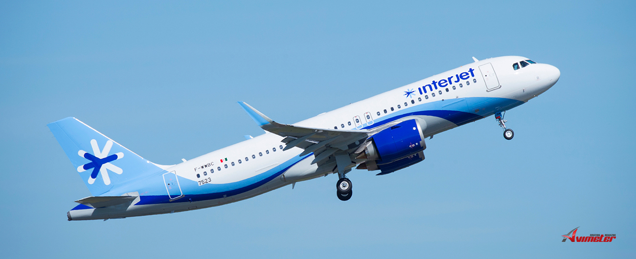 Interjet Airlines Announces Expanded Nonstop Service Between Cancún, Mexico and Lima, Peru