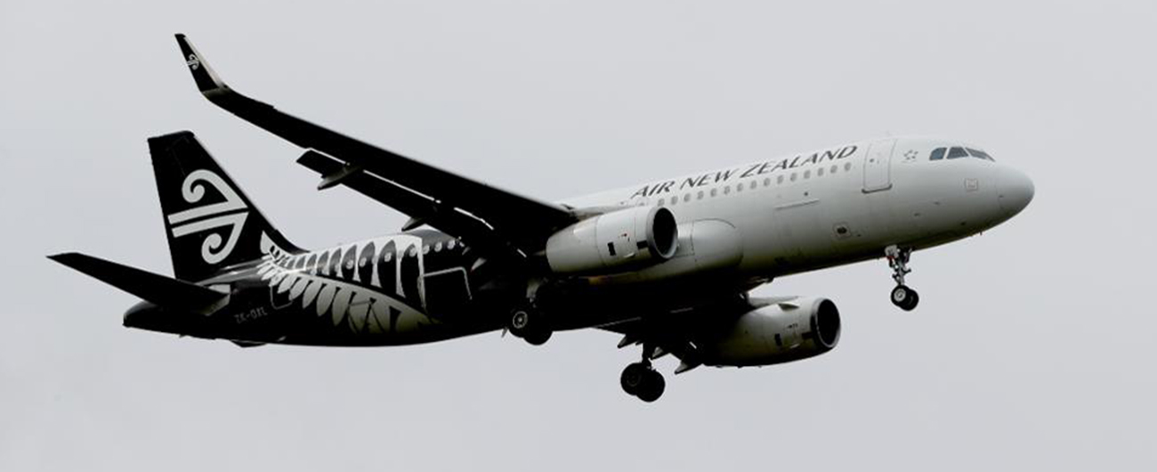 Air New Zealand updates domestic network