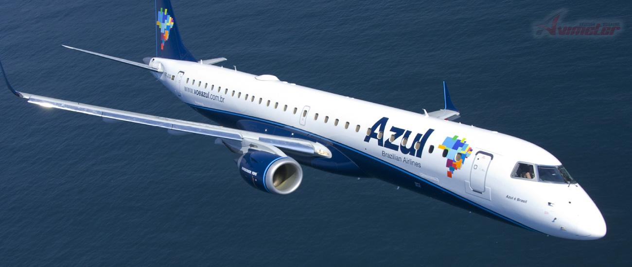 Azul Reports October 2017 Traffic