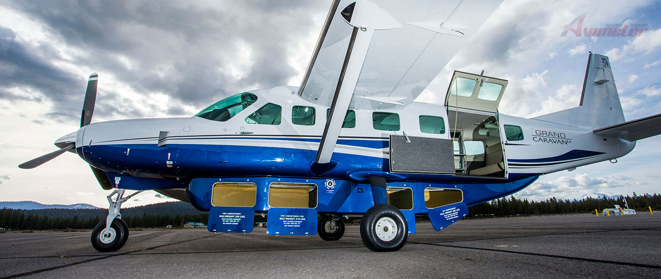 Textron Aviation begins delivery of 10 Cessna Grand Caravan