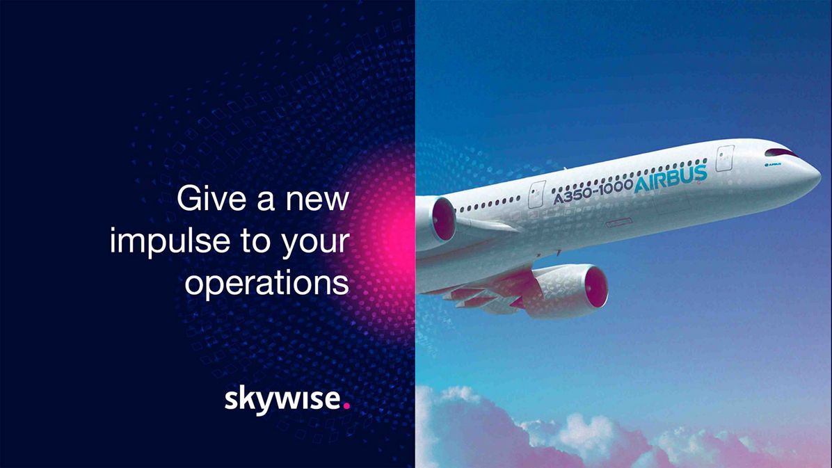 Airbus launches new open aviation data platform, Skywise, to support digital transformation of the industry – powered by Palantir Technologies