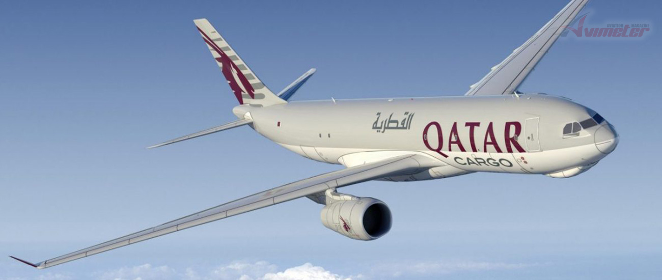 Qatar Airways Cargo is the First International Airline to Launch Dedicated Freighter Service to Yangon
