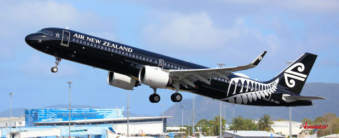 Air New Zealand's new Brisbane services take off