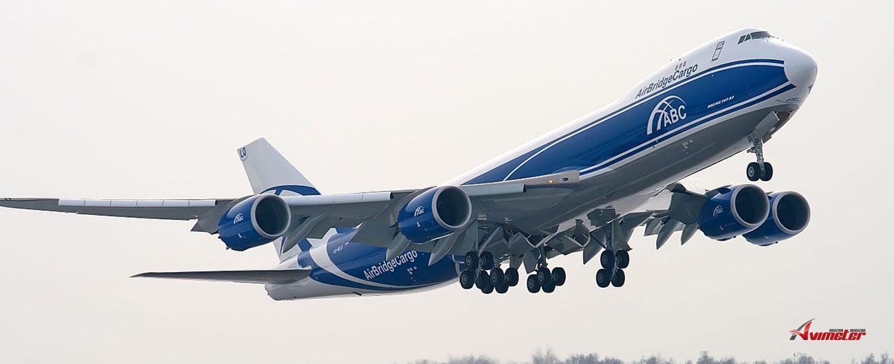 Aviation Capital Group Announces the Financing of One B747-8F Aircraft for AirBridgeCargo