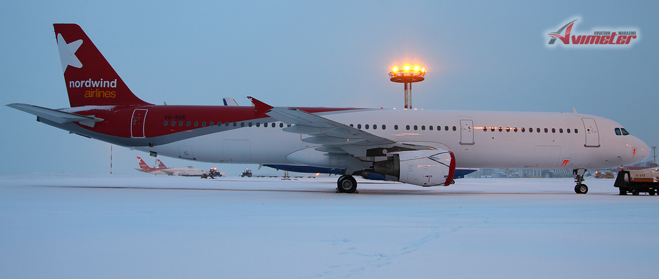 Aircastle Announces Placement of Airbus A321 with Nordwind Airlines