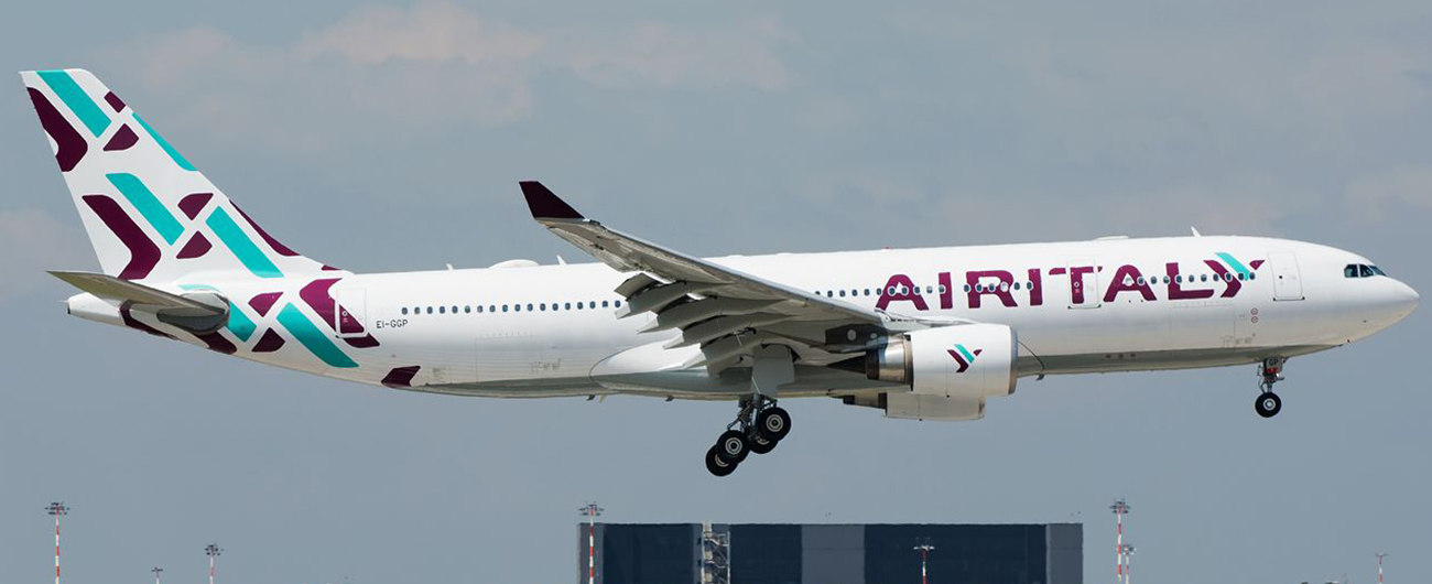 Air Italy: Announcement of unbinding offers