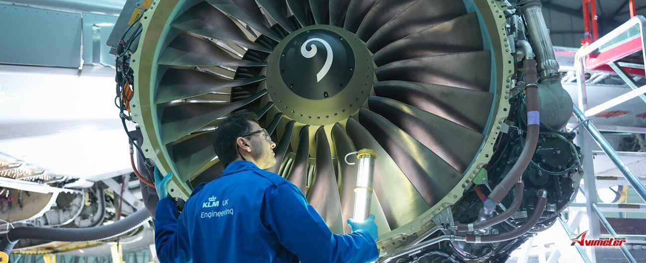 KLM UK Engineering & Scandinavian Airlines System (SAS) Sign New Contract for Airframe Maintenance Support