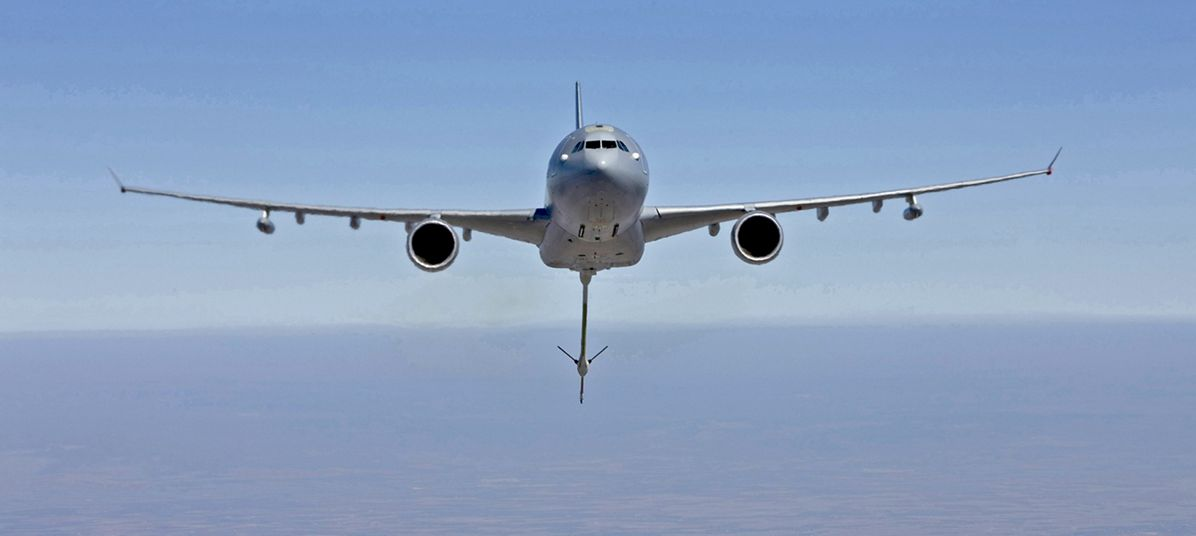 Germany and Norway join operation of NATO-owned A330 MRTT fleet