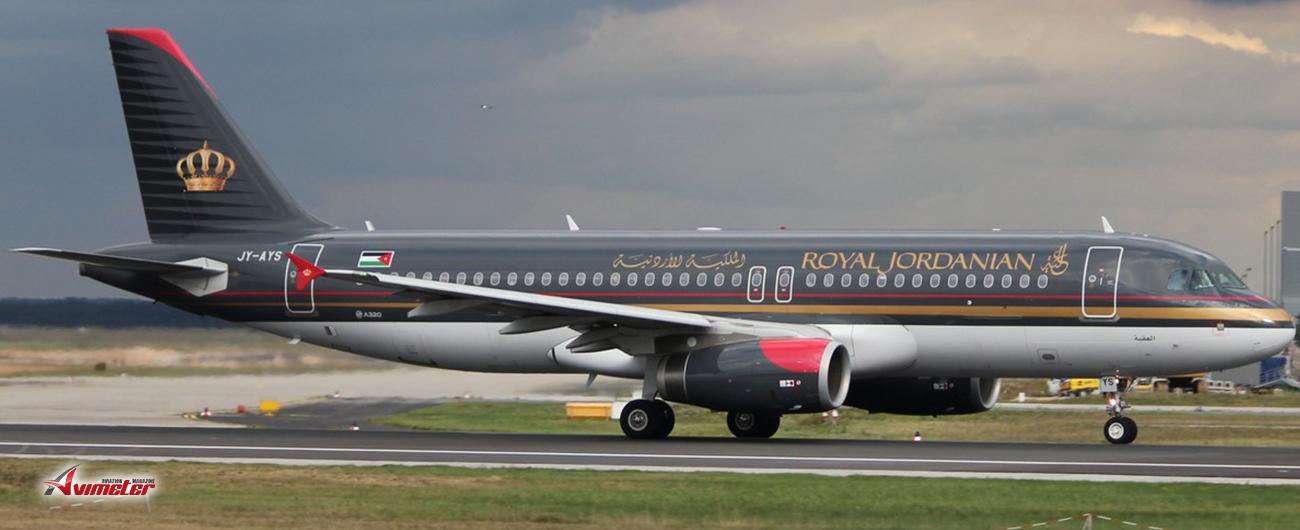 Royal Jordanian resumes flights to Baghdad