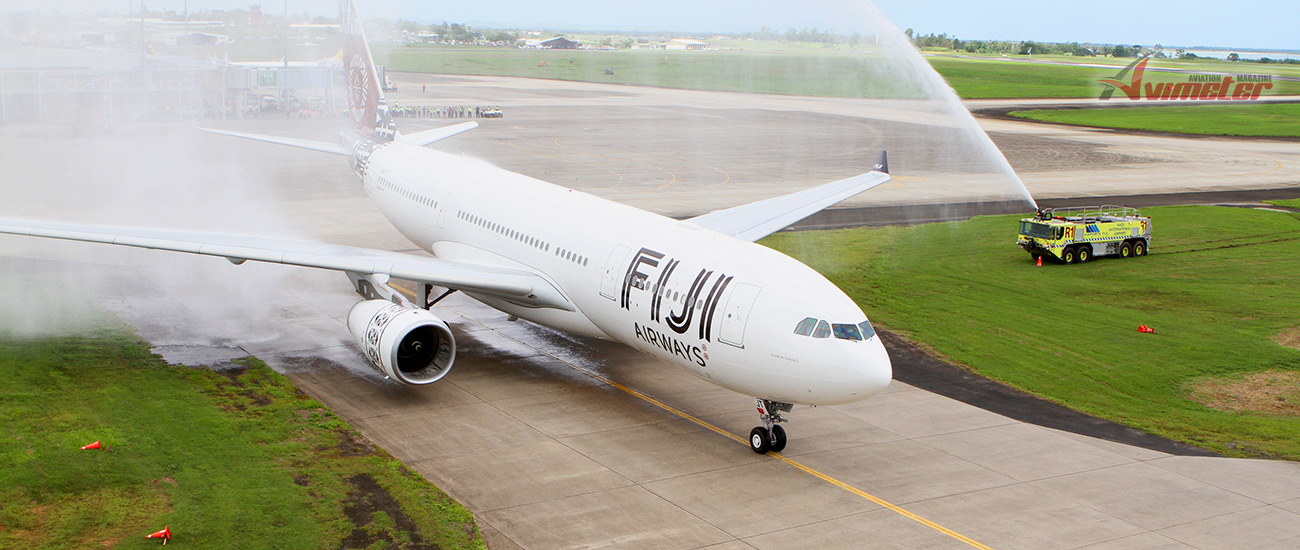 Fiji Airways to lease two A330s in 2018 as bridge to new widebodies