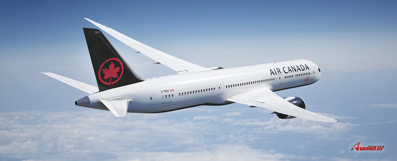 Air Canada Increases Key Financial Targets for 2019-2021