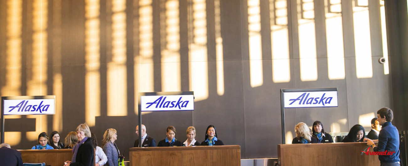 Alaska Airlines launches new travel era with commercial flights at Paine Field
