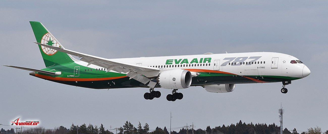 EVA to Upgrade Daily Seattle Services with Boeing 787 Dreamliner