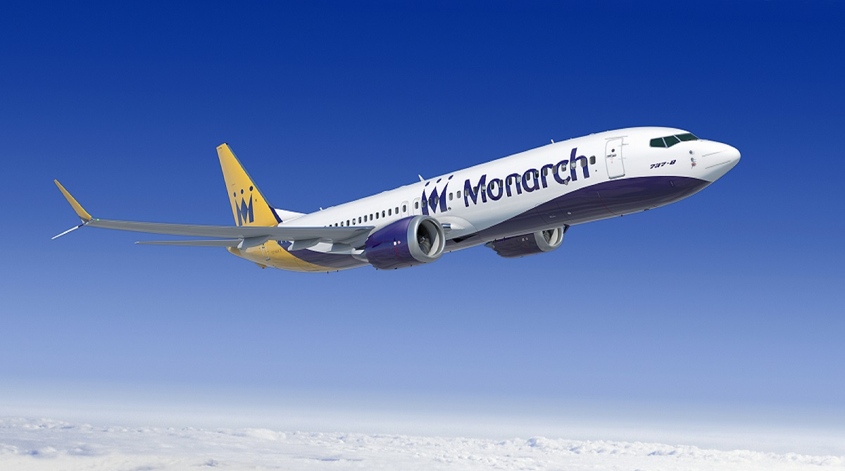 Monarch appoints Richard Jewsbury to executive committee