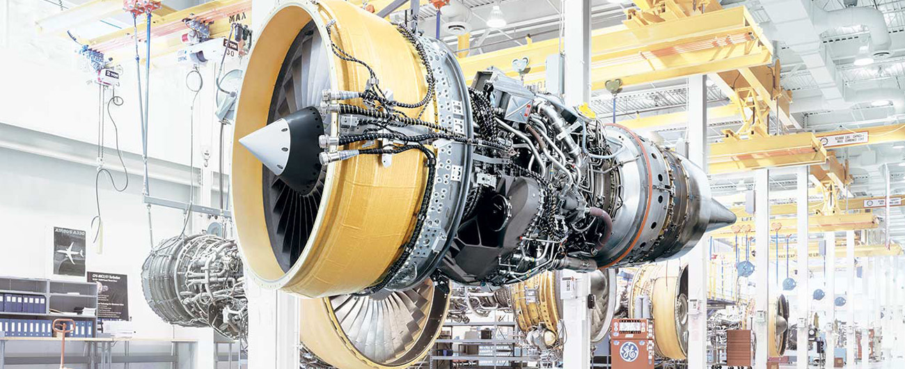 GE Aviation launches HPT durability upgrade program for CF34-8 Engines