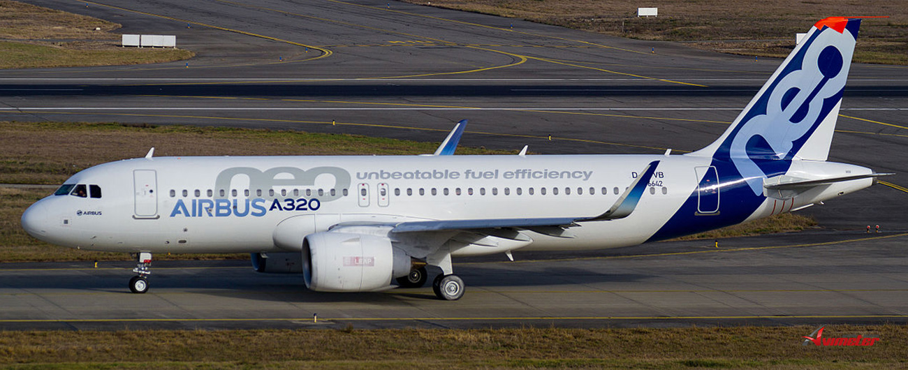 Joramco obtains the A320neo FAA approval