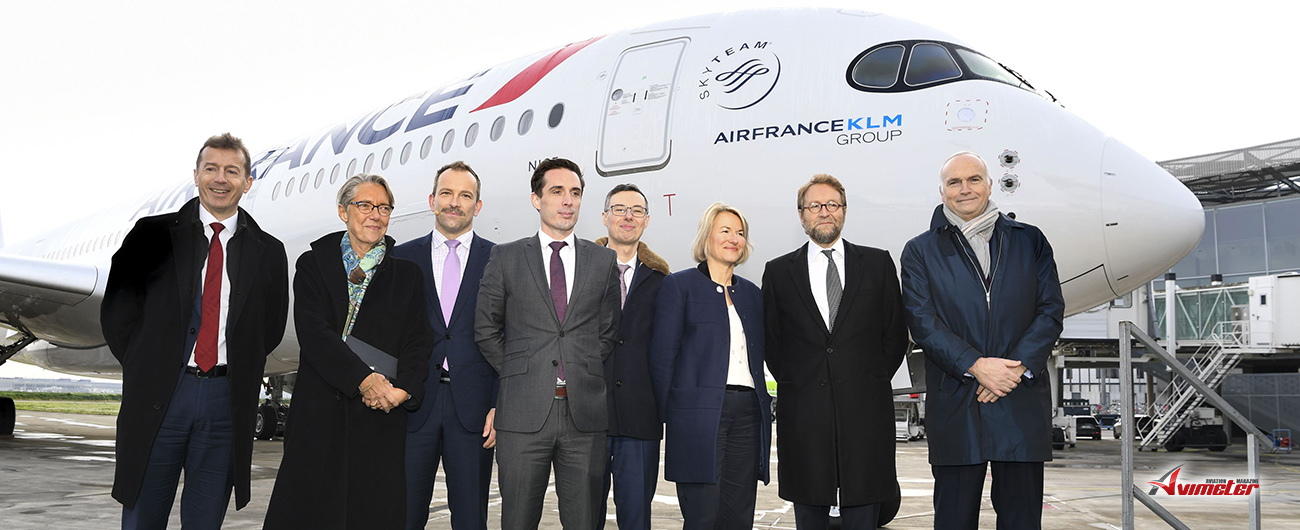 Airbus, Air France, Safran, Suez and Total welcome advancements in favour of a sustainable aviation biofuel industry in France