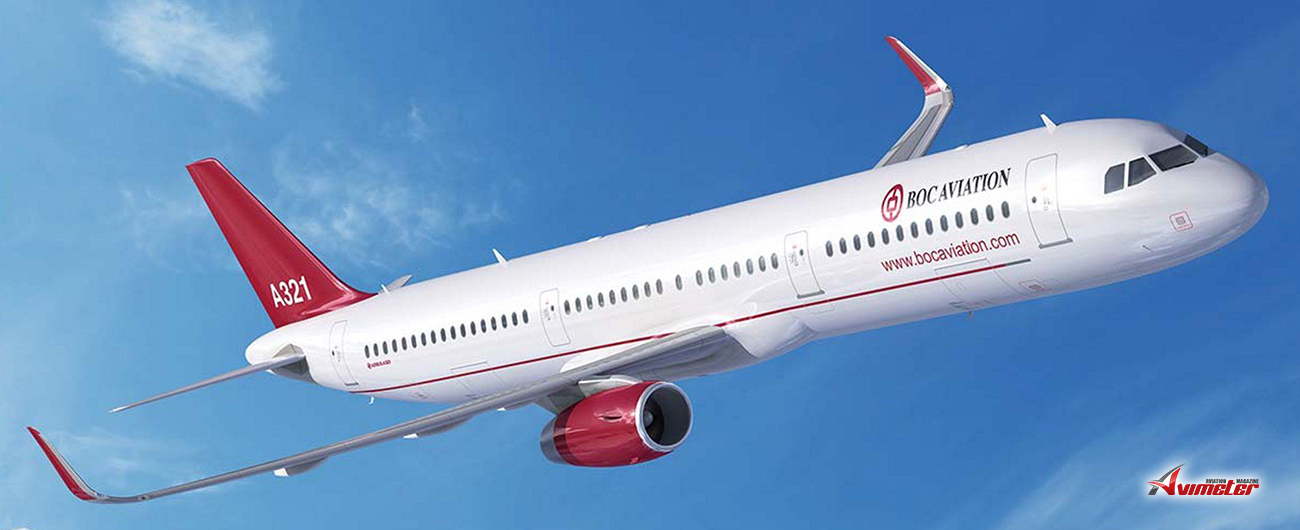 BOC Aviation Signs Purchase-And-Leaseback Agreement With Middle East Airlines For Up To Ten New Airbus A321Neo Aircraft