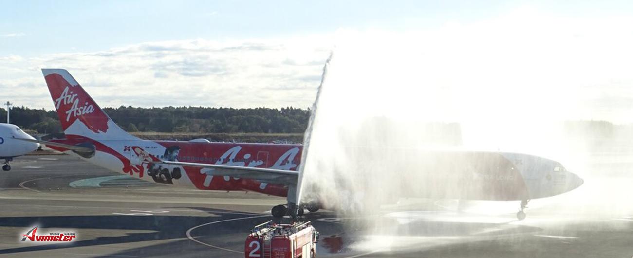 AirAsia takes flight to Tokyo Narita