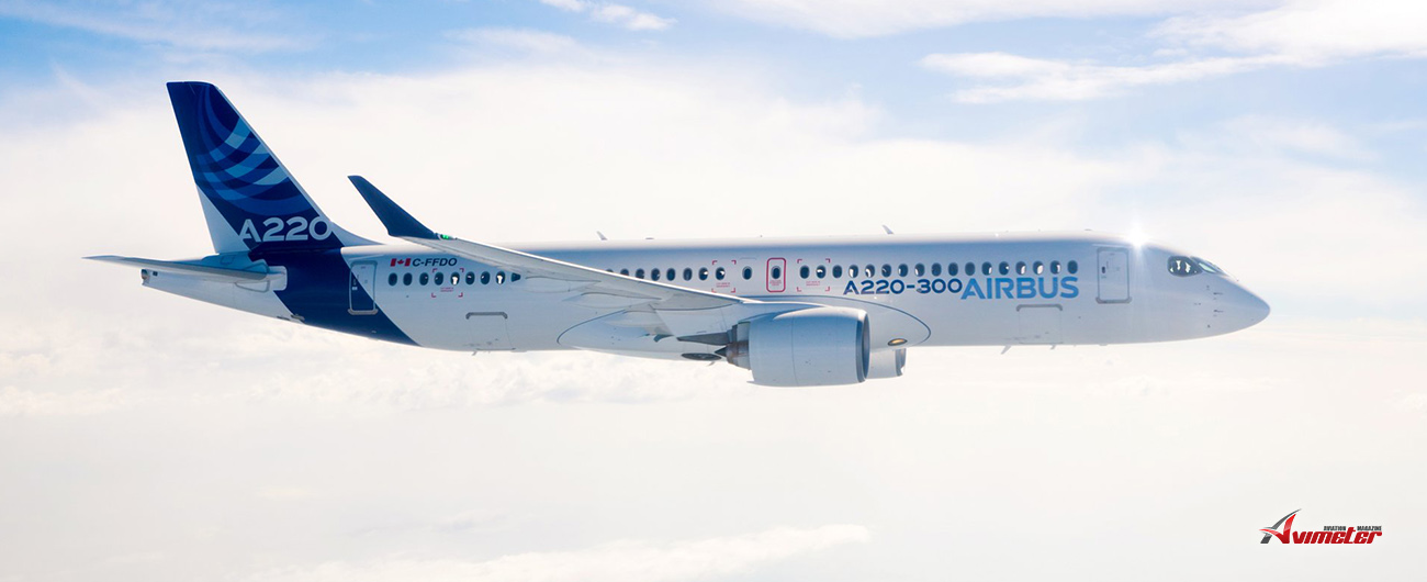 A220 airliner wins approval from Transport Canada for 180 minutes ETOPS capability