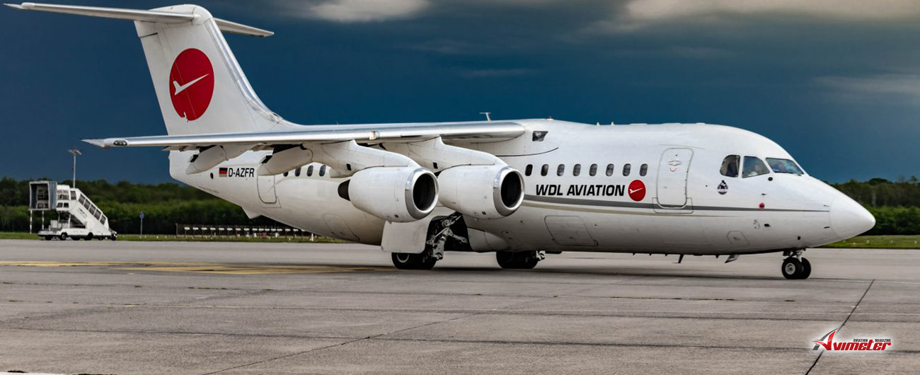 WDL Aviation continues successful cooperation with Greek Sky Express