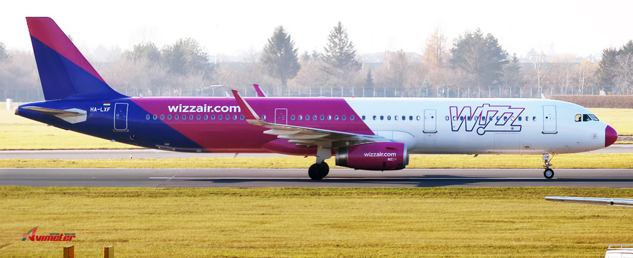 Wizz Air Announces Third Aircraft To Its Kutaisi Fleet And Launches Six Low Cost Routes