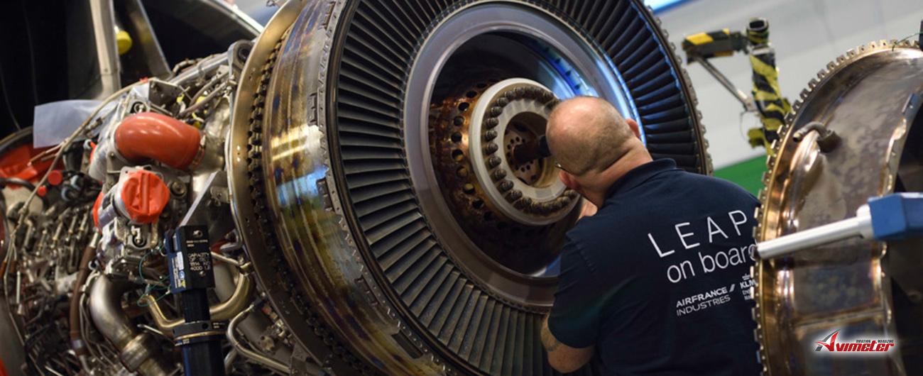 AFI KLM E&M obtains CAAC approval for LEAP maintenance