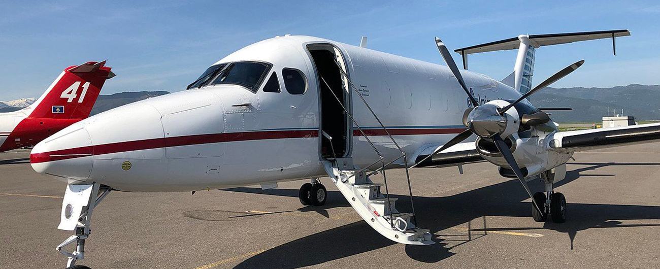 Airstream Mandated to Remarket DHC-8's & Beech 1900D for Lease