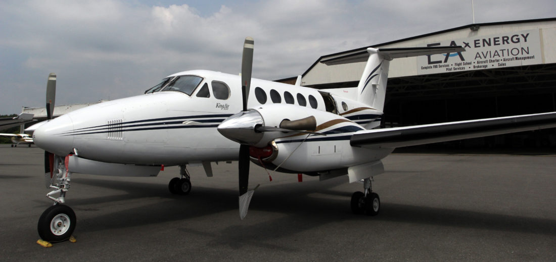 Aviation service realizes man's childhood dream of skies