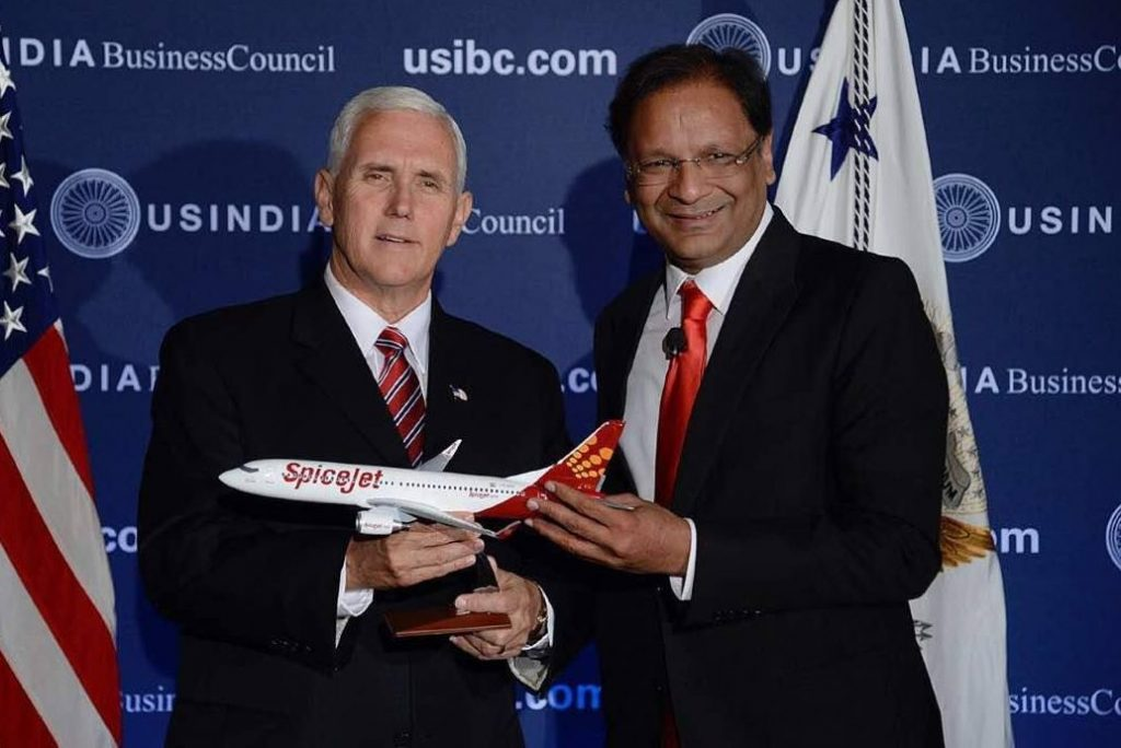 SpiceJet Founder Rescued an Airline and Has Big Ambitions for Indian Aviation