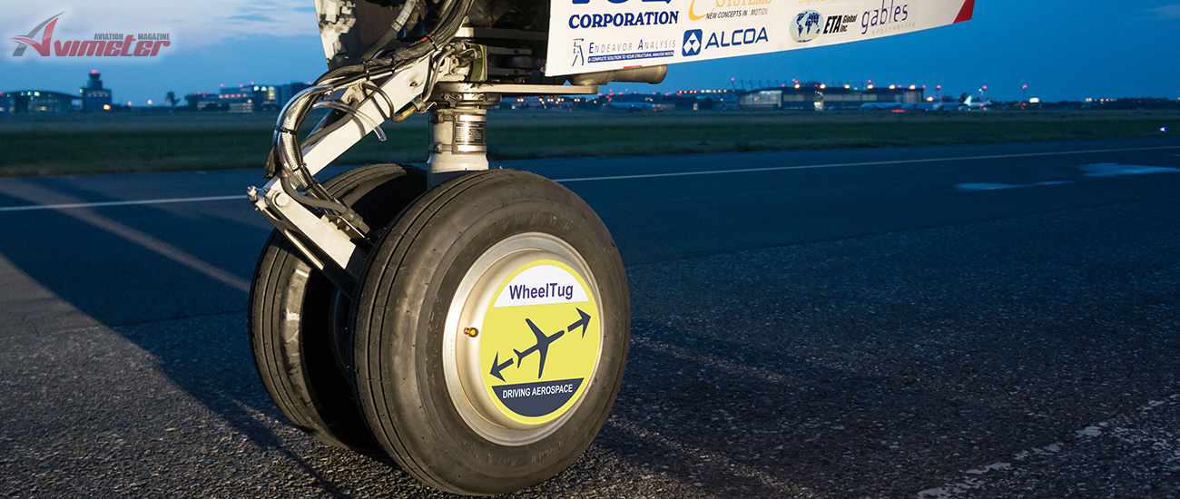 WheelTug Sign Another Slot Agreement