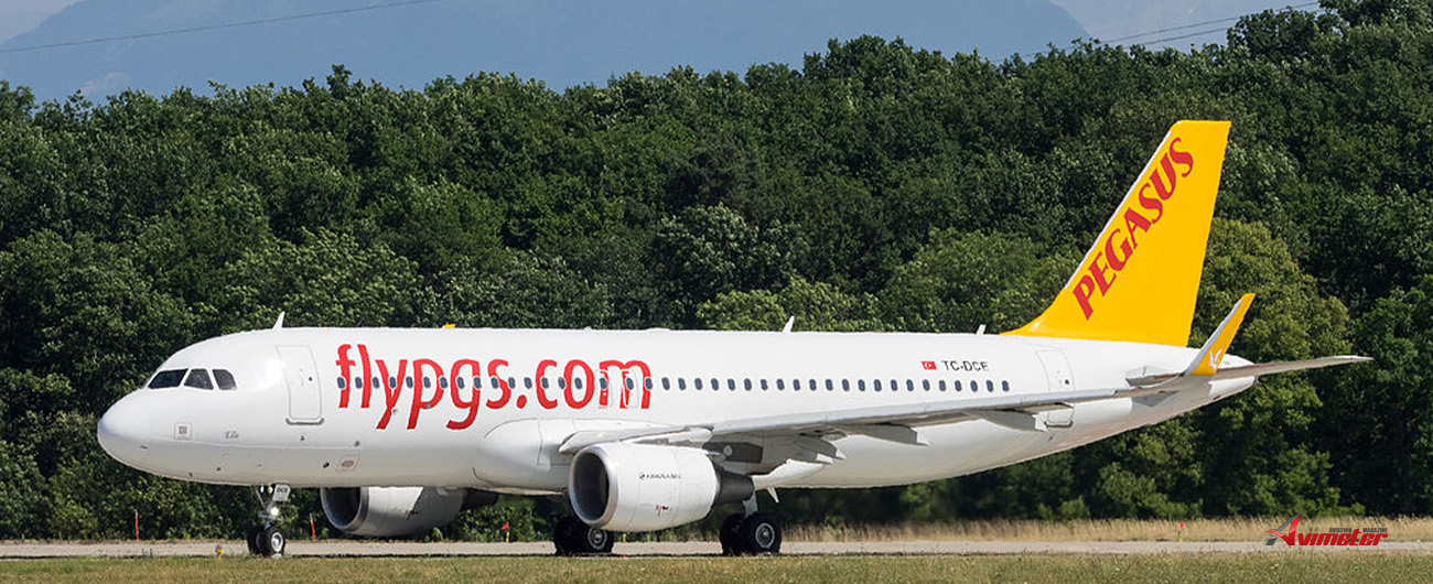 Pegasus Expands its Network with Four New International Routes