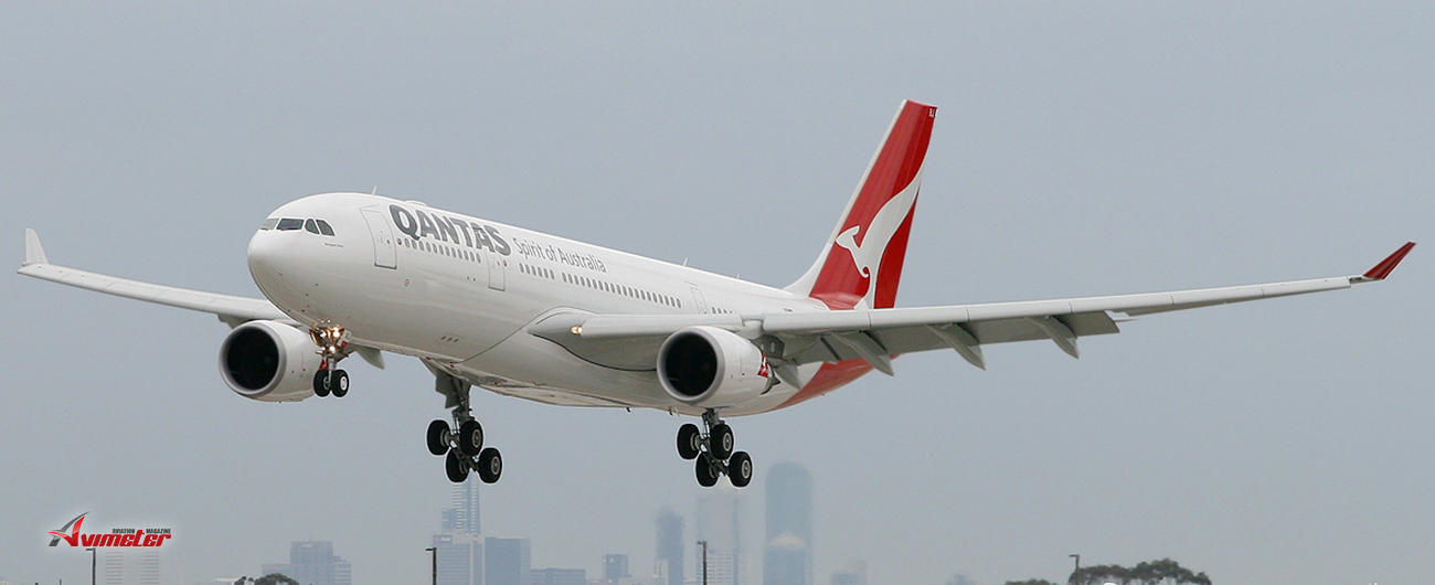 Change To Key Management Personnel – Qantas International