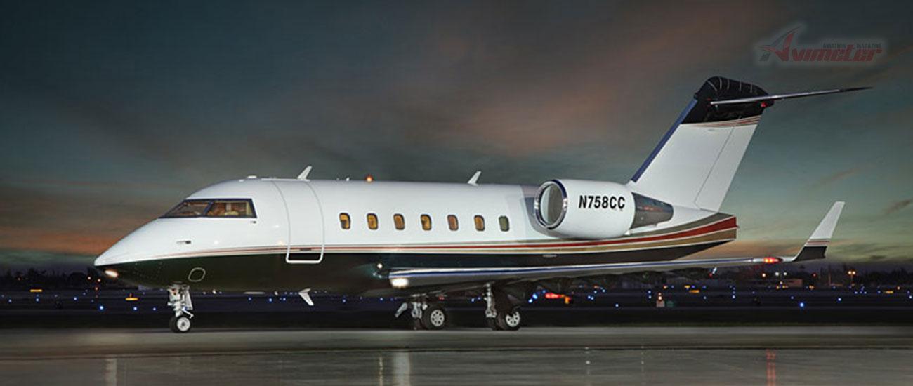 Bombardier - Challenger 604