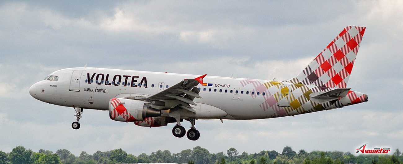 Volotea Keeps Growing In 2020 And Offers Over Nine Million Seats