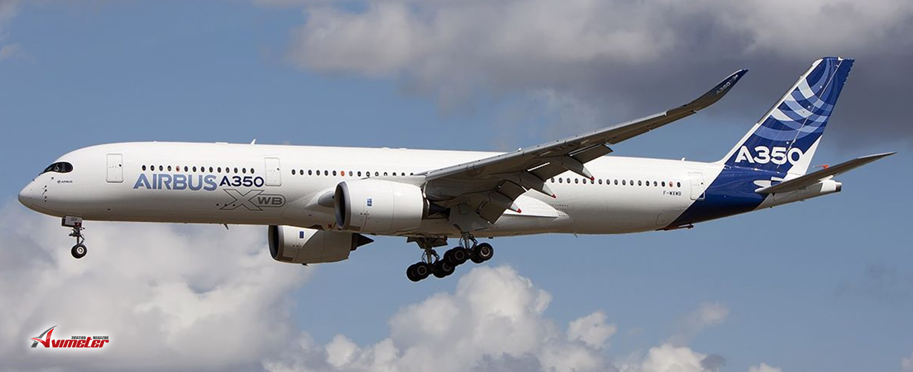 Air France welcomes the 350th A350 delivered by Airbus and unveils its summer destinations