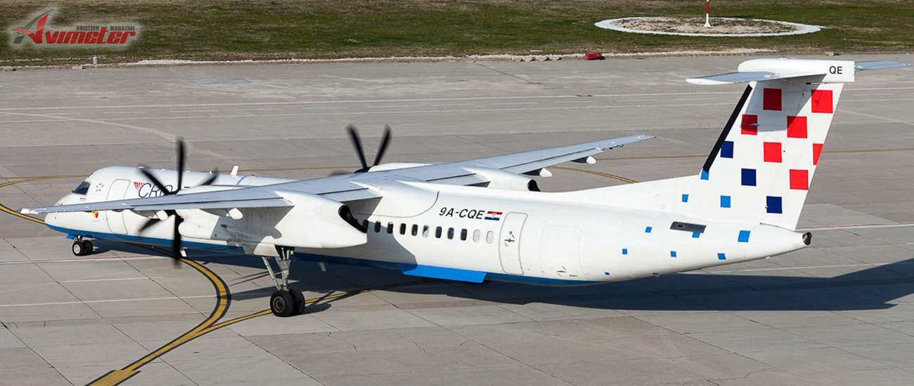AeroCentury Corp. Buys Two Bombardier Dash 8-Q400 Aircraft on Lease to Croatia Airlines from GOAL