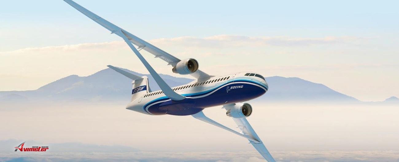 Boeing unveils new Transonic Truss-Braced Wing