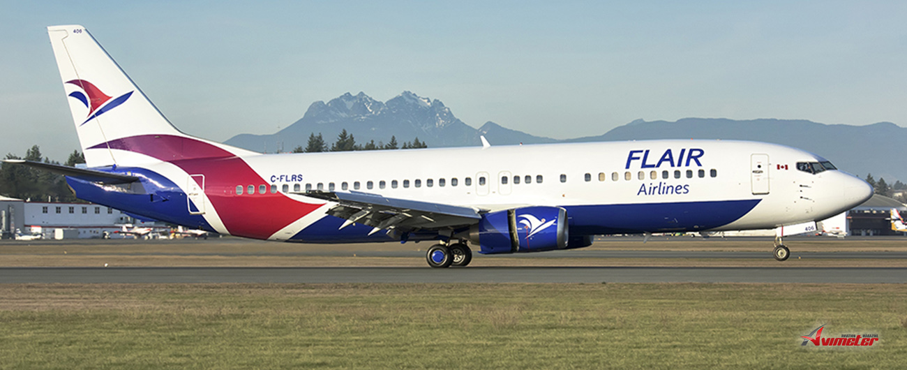 Flair Airlines Expands to the USA