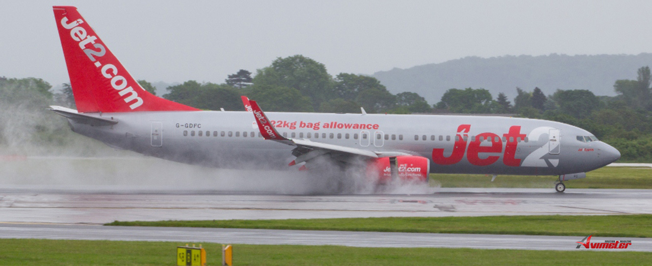 Jet2.com and Jet2holidays takes fleet size to 100 - with delivery of the last of 34 brand new Boeing aircraft