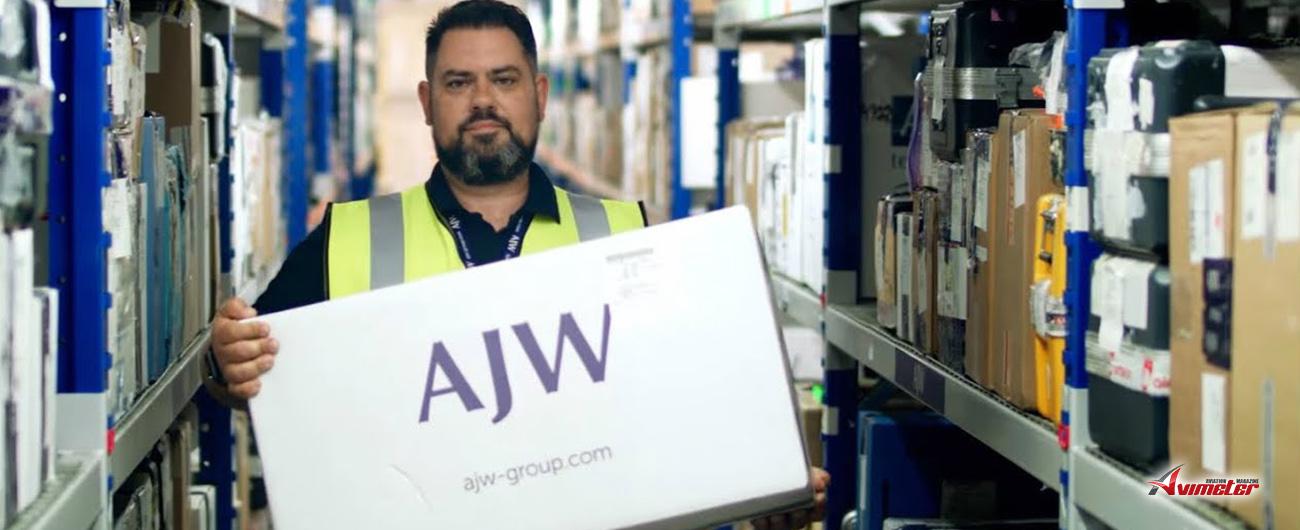 AJW Technique Enhances Relationship With Liebherr-Aerospace