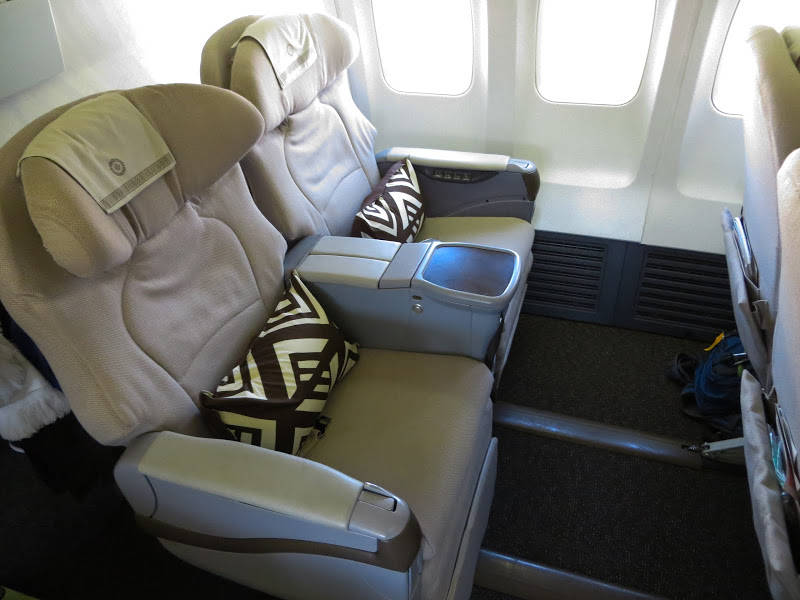 Fiji Airways Gets Upgraded at LAX with Luxury Lounge