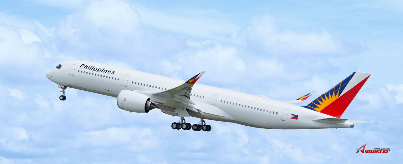 Goshawk delivers its first Airbus A350-900 to Philippine Airlines