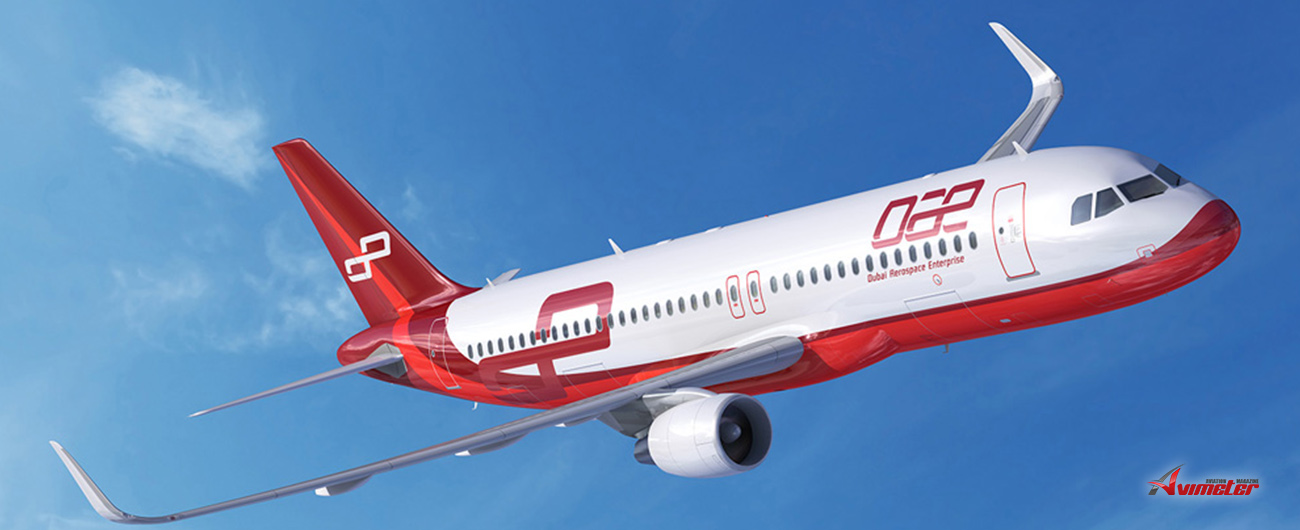 DAE's managed aircraft portfolio grows to 54 aircraft
