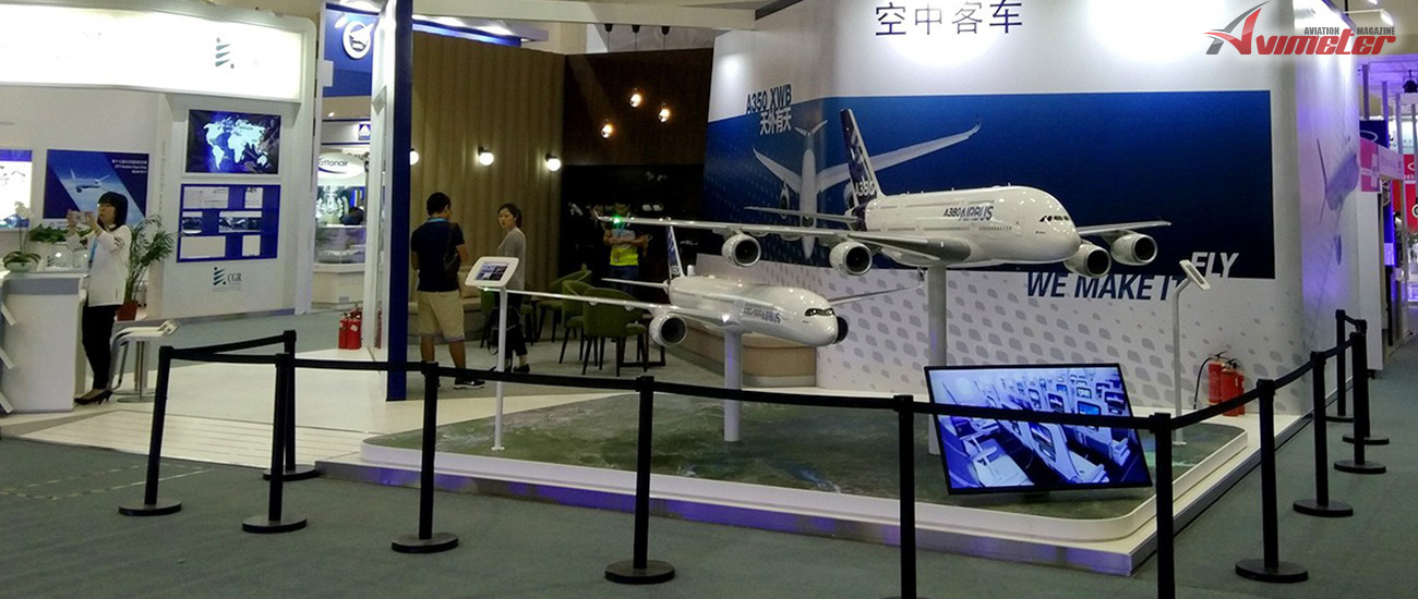 Airbus Expands Repair and Maintenance Services in China