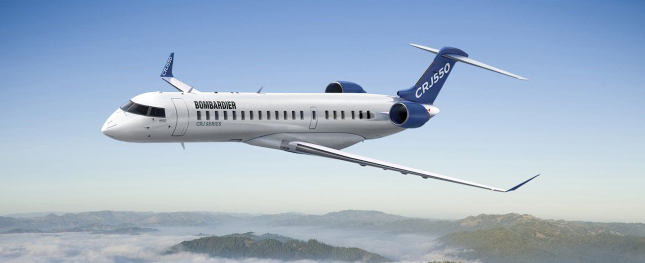 GoJet Airlines Expands CRJ-550 Program with United Airlines, Adds 20 More Aircraft
