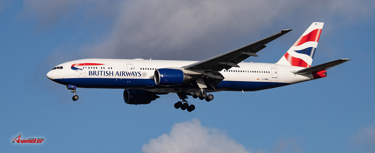 Moody's changes outlook on British Airways' rating to positive from stable; affirms Baa3 rating