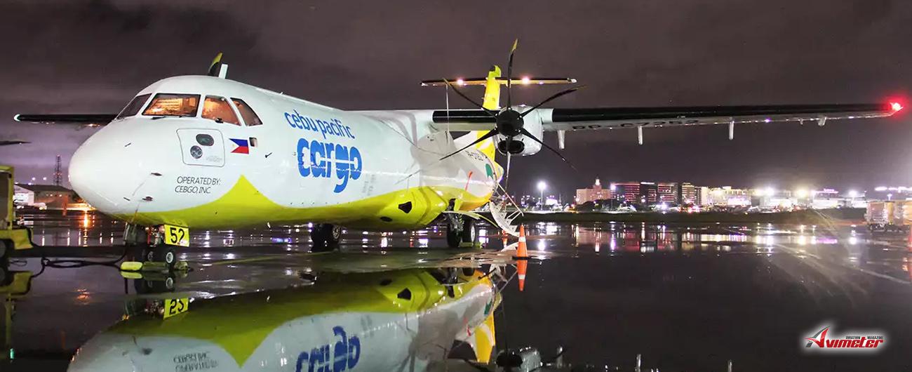 Cebu Pacific receives first dedicated cargo aircraft