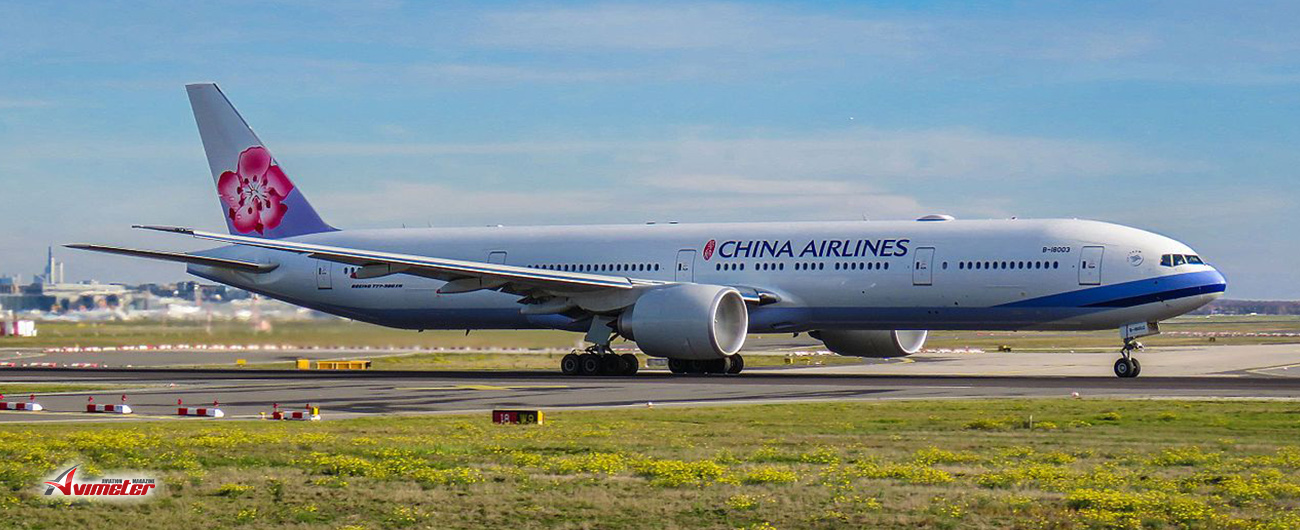Boeing and China Airlines Finalize Order for Six 777 Freighters